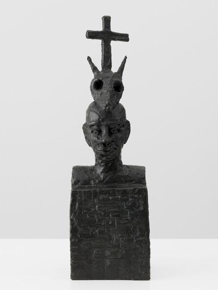 Walter Dahn, 'Afrikanische Dreifaltigkeit', 1986