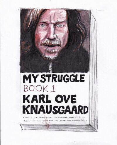 Jim Torok, 'Book (Struggle 1)', 2016