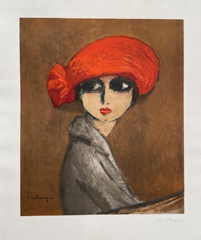 Kees van Dongen, ''Le Coquelicot', 1960