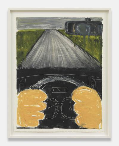 Nicole Eisenman, 'Driving', 2011