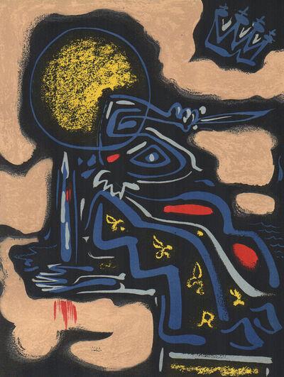 André Masson, 'Le régicide', 1962