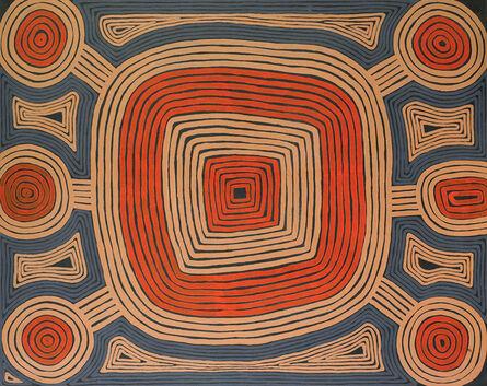 Ronnie Tjampitjinpa, 'Tarkul', 1996