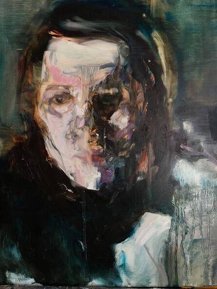 Edwige Fouvry, 'Portrait Bougie', 2018
