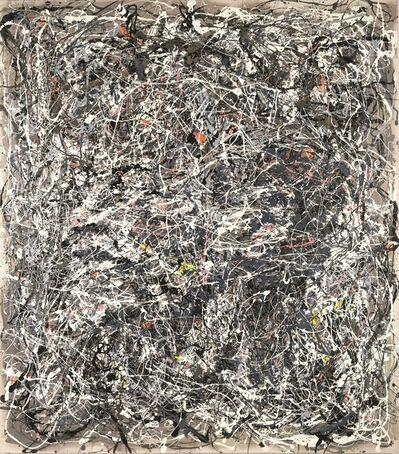 Art & Language, 'Portrait of V.I. Lenin in the Style of Jackson Pollock V', 1980