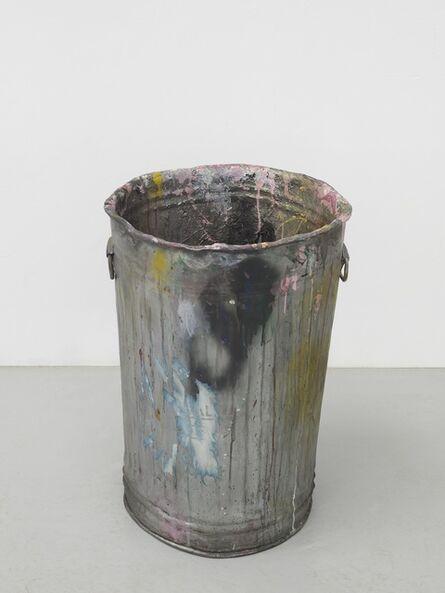 Gavin Turk, 'Painting of a Dustbin', 2018