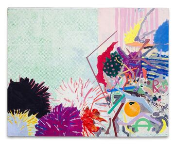 Chris Johanson, 'How'd I Even Get Here no. 3', 2015