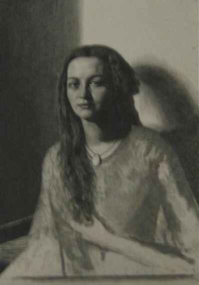 Gerald Leslie Brockhurst, 'Una'