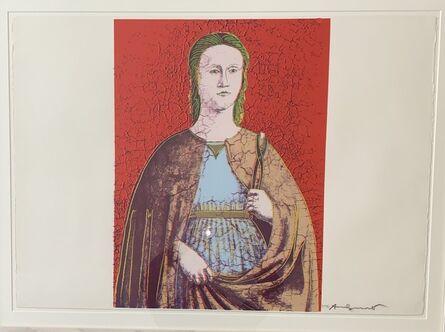Andy Warhol, 'Saint Apollonia ', 1984