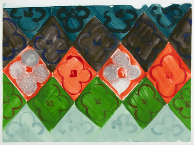 Judy Ledgerwood, 'Untitled 3', 2014