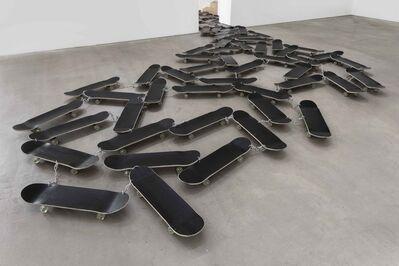 Zhou Wendou, 'Skateboard', 2017