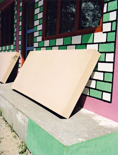 Vincent Delbrouck, 'Pop mattress, Annapurna (Nepal) from the series Dzogchen ', 2014