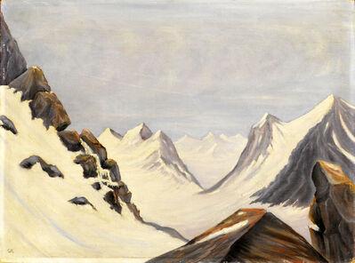 George Nicolas de Roerich, 'Untitled'