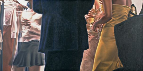 Damian Loeb, 'Metropolitan', 2004