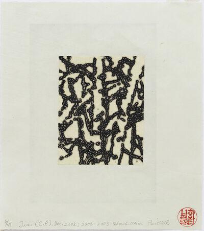 Howardena Pindell, 'Trees', 2002-2003
