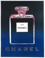 Andy Warhol, 'Chanel No. 5 (Blue)', 1997