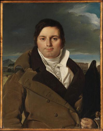Jean-Auguste-Dominique Ingres, 'Joseph-Antoine Moltedo (born 1775)', ca. 1810