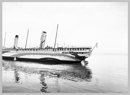 Thomas Bangsted, 'SS Coeur d'Alene (under Refit for Troop Transport)', 2012