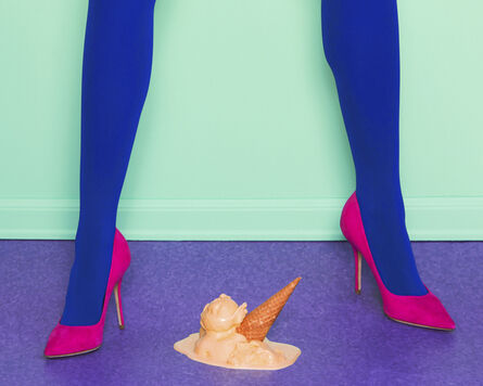 Ramona Rosales, 'Lickety Split', 2014