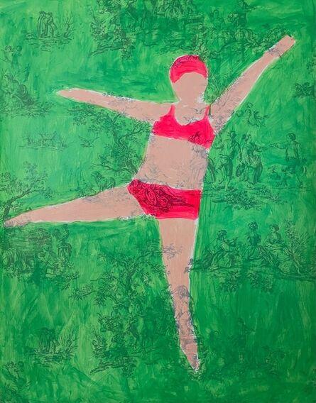 Ayse Wilson, 'Dancer 2', 2021
