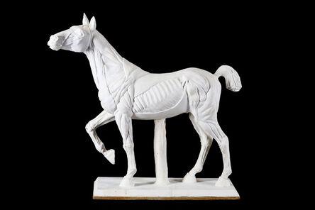 Eduardo Paolozzi, 'Large flayed horse'