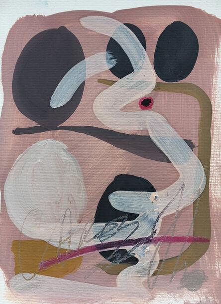 Carey Maxon, 'Signed', 2019