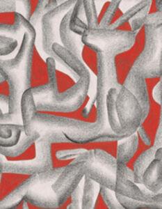 Tim Biskup, 'Untitled (Red)'
