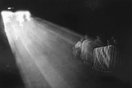 Sebastião Salgado, 'Boys fleeing from southern Sudan [refugee calm]', 1993