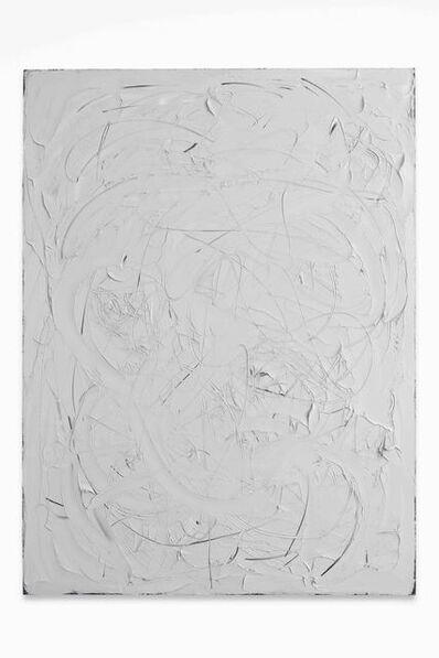 Liat Yossifor, 'Cuts (grey)', 2017