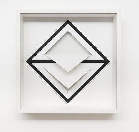 Anna Maria Maiolino, 'Untitled, from the Projetos Construídos series', 1972