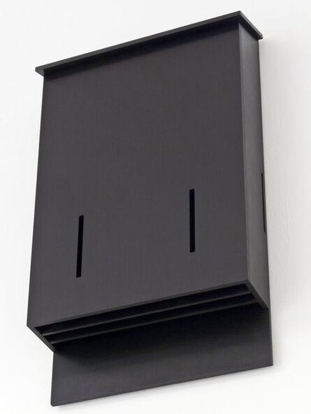 Iñigo Manglano-Ovalle, 'Bat House Prototype No. 1', 2012
