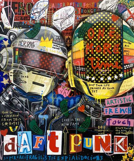 Jisbar, 'Daft Punk', 2021