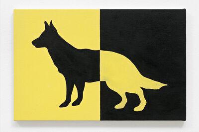 Stephen Aldahl, 'MPDH: Dog (Black/Yellow)', 2014