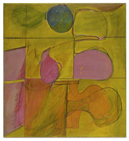 Willem de Kooning, 'Abstract', 1939-1940