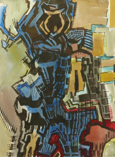 William Thomas Lumpkins, 'Untitled 1953 (0008)', 1953