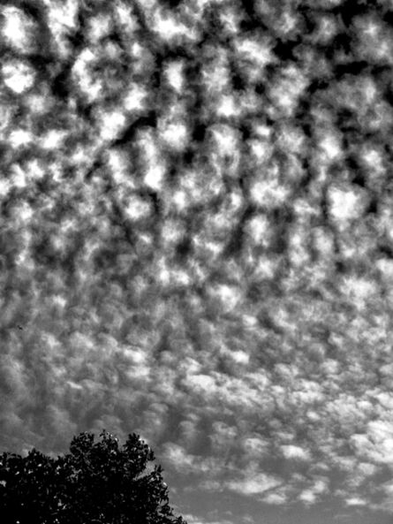 Peter-Cornell Richter, 'Clouds (for A. St.)', 2011