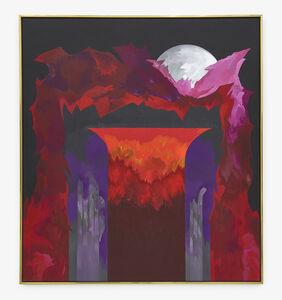 Sonia Gechtoff, 'Paestum', 1991