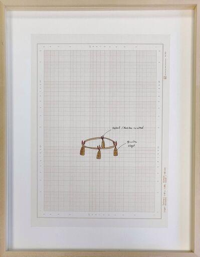 Ingrid Hora, 'Der Grillentöter', 2016