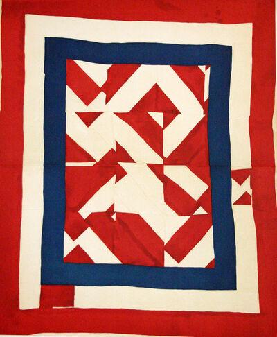 Louisiana Bendolph (Gee's Bend), 'AMERICAN HOUSETOP(FOR THE ARNETT'S', 2005