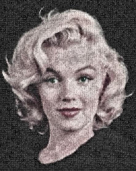 Robert Silvers, 'Forever Marilyn', 2015