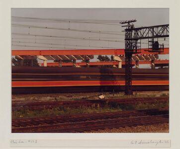 Art Sinsabaugh, 'Chi. La. #123', 1966