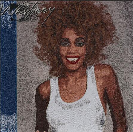 Stephen Wilson, 'Whitney, Whitney Houston', 2020