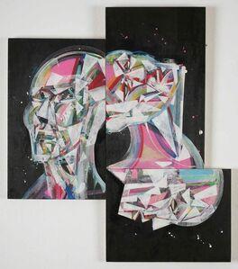 Titi Freak, 'Triptych', 2010