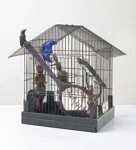 Betye Saar, 'Vanity', 2009