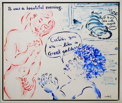 Noriko Shinohara, 'It Was a Beautiful Night', 2013
