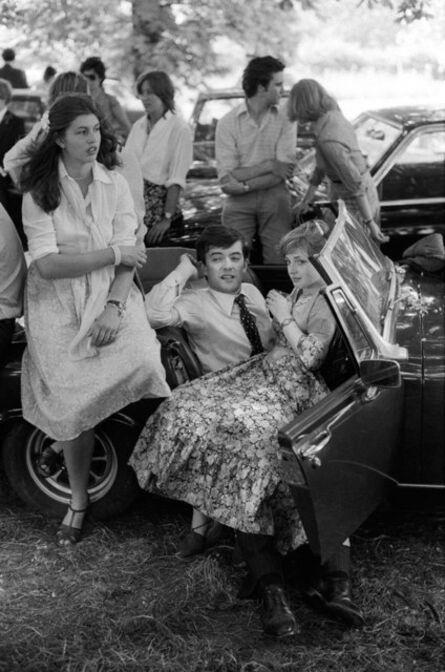Homer Sykes, 'Eton College, 4th June', 1978