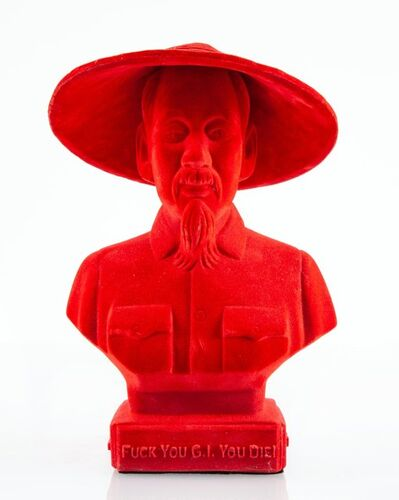 Frank Kozik, 'Ho Chi Minh (Red)', c. 2007