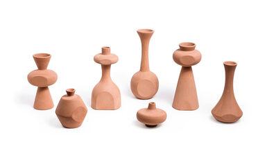 Edgar Orlaineta, 'Still Life Ceramic Set Prototype', 2021