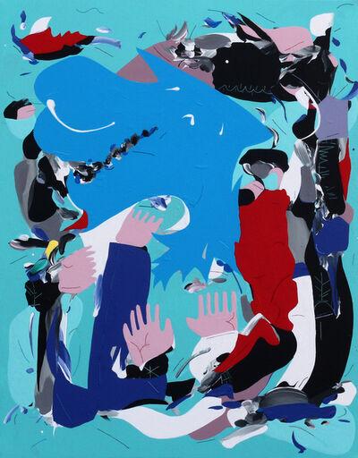 Martin Kiman, 'Shout Louder ', 2018