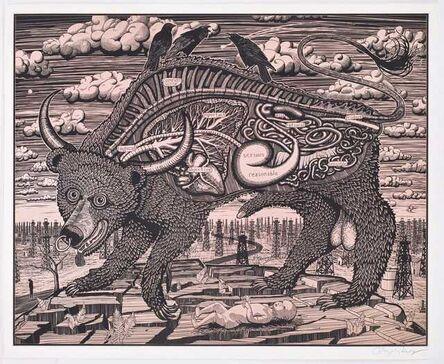 Grayson Perry, 'Animal Spirit, Pink', ca. 2021