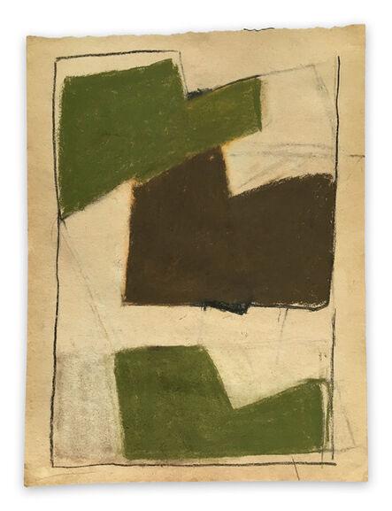 Fieroza Doorsen, 'Untitled 2002 (Abstract painting)', 2020